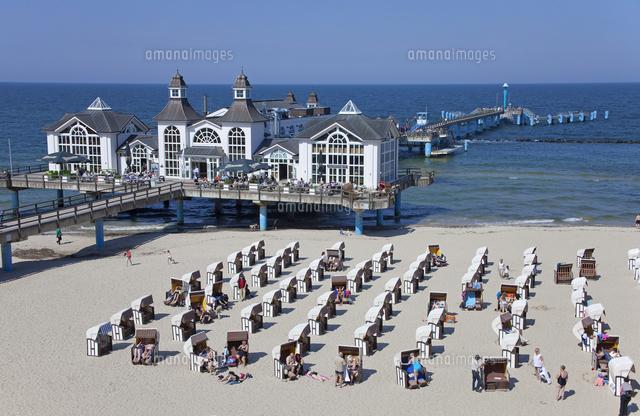 pier and beach sellin rugen mecklenburg western 20080002271
