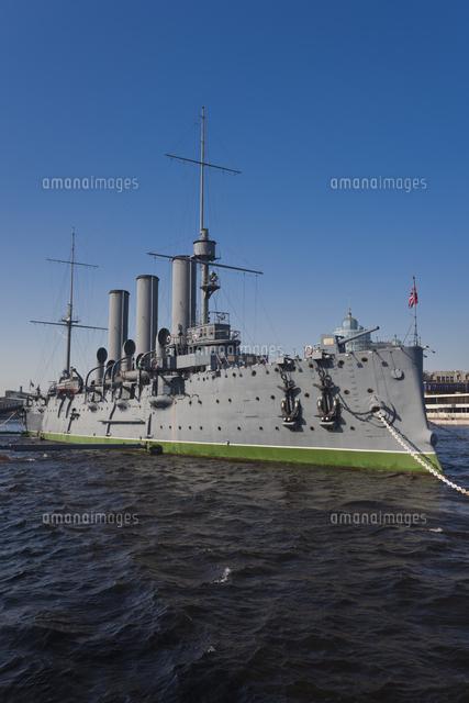 russia st petersburg petrograd cruiser aurora fired the first
