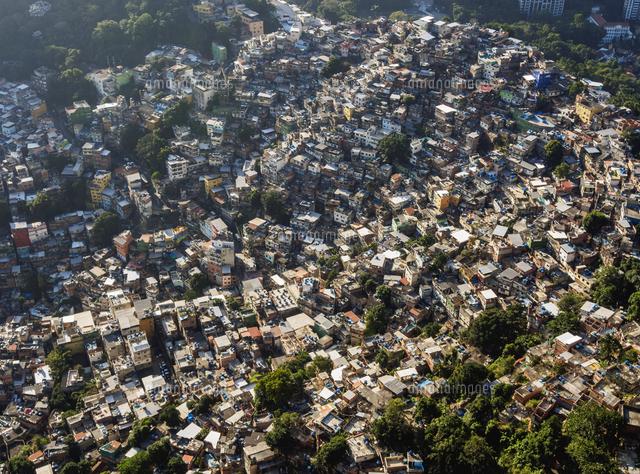 rocinha favela elevated view rio de janeiro brazil 20088096067