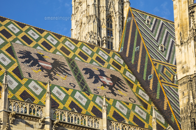Stephansdom cathedral, Vienna, Austria