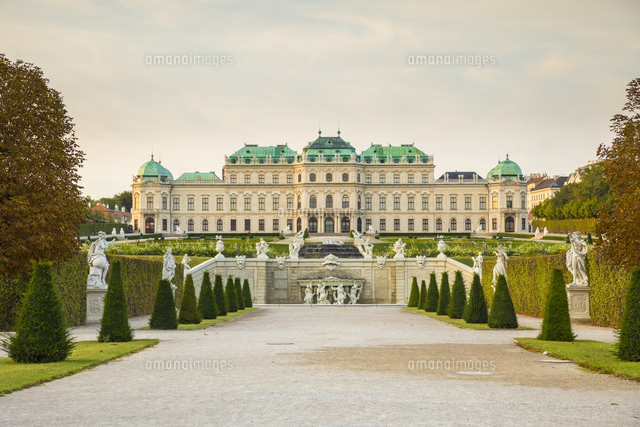 Upper Belvedere Palace, Vienna, Austria