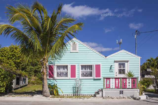 Bahamas, Abaco Islands, Great Guana Cay