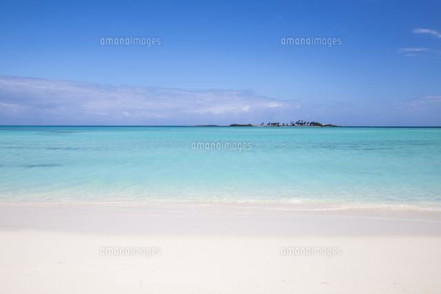 Bahamas, Abaco Islands, Green Turtle Cay, New Plymouth, Gillam Bay Beach