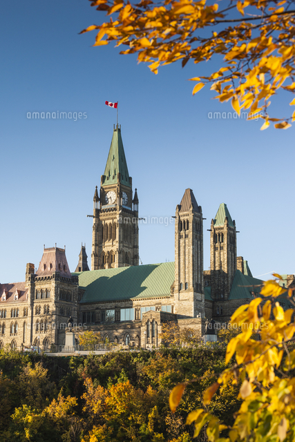 Canada, Ontario, Ottowa, capital of Canada, Canadian Parliament Building