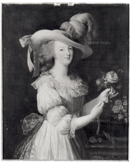 copy of a portrait of marie antoinette 1755 93 after 1783 oil on