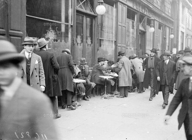 パリ(1925年)[22177002823]の写真素材・イラスト素材|アマナイメージズ