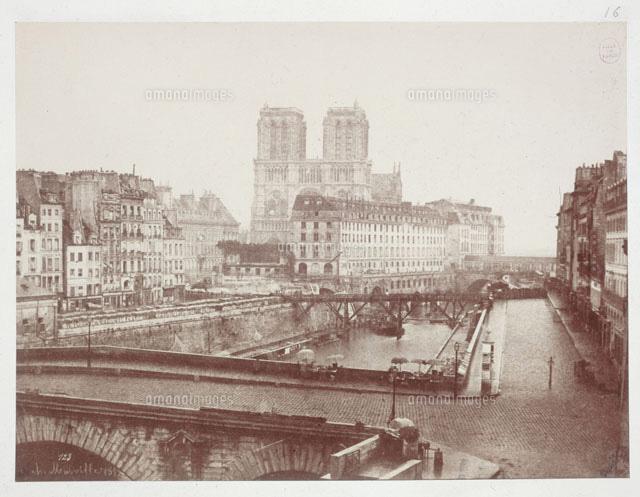 パリ (1852年) 撮影:シャルル・マルヴィル[22177003560]の写真素材 ...