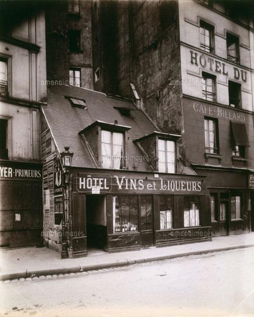 パリ 撮影:ウジェーヌ・アジェ(1857年-1927年)[22177003789]の写真 ...