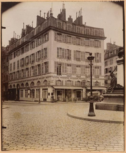 パリ(1909年) 撮影:ウジェーヌ...