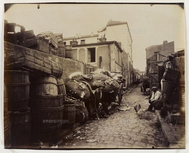 パリ 撮影:ウジェーヌ・アジェ(1857年-1927年)[22177003845]の写真 ...