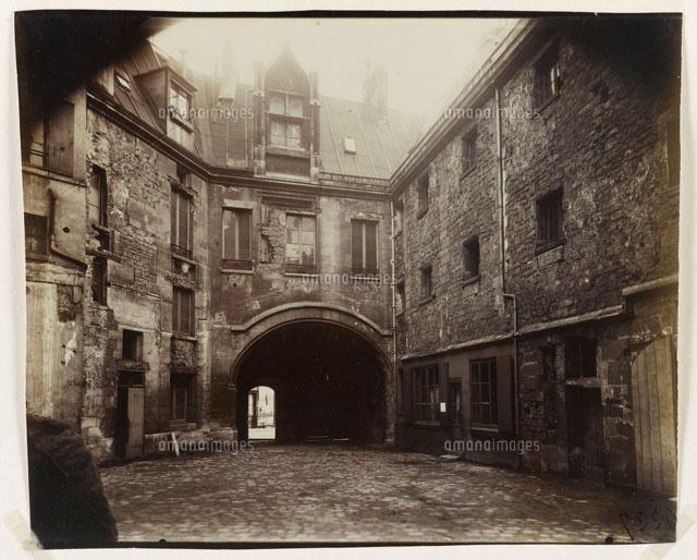 パリ (1921年) 撮影:ウジェーヌ...