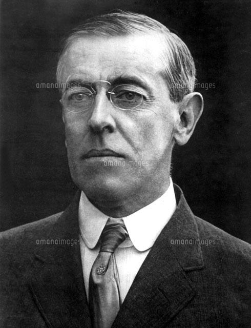 ウッドロウ・ウィルソン - Woodrow Wilson - JapaneseClass.jp