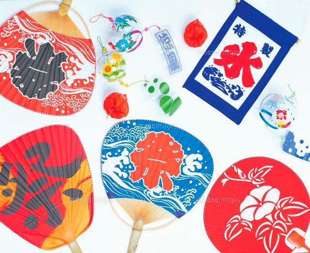 夏の風物詩イメージ22257001460の写真素材イラスト素材アマナ