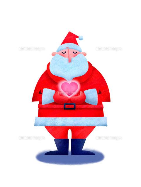 クリスマスイラスト サンタ22257002615の写真素材イラスト素材