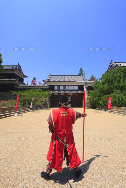 上田城を守る真田幸村22320036777の写真素材イラスト素材アマナ