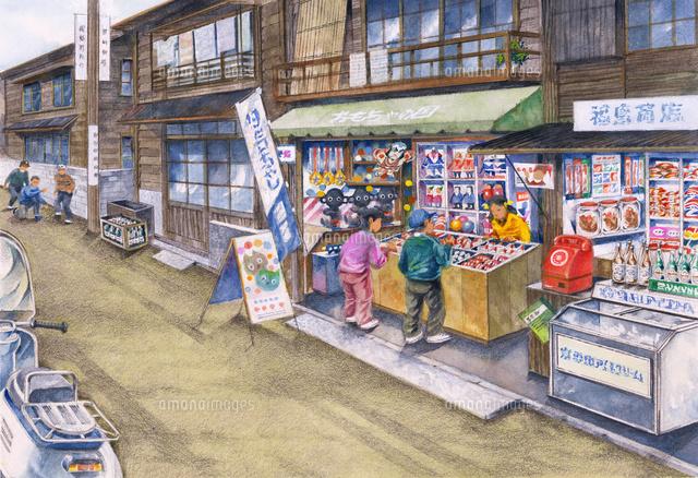 懐かしい昭和の駄菓子屋(c)JAPACK/orion