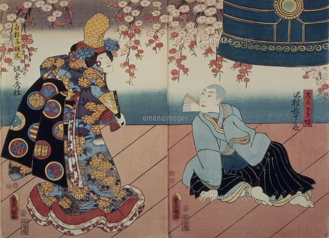 京鹿子娘道成寺[22451034306]| ...