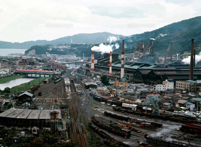 1972年 新日本製鐵釜石製鉄所[22...