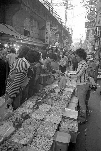 東京 上野 アメヤ横町 1978年[22973000856]の写真素材・イラスト素材 ...