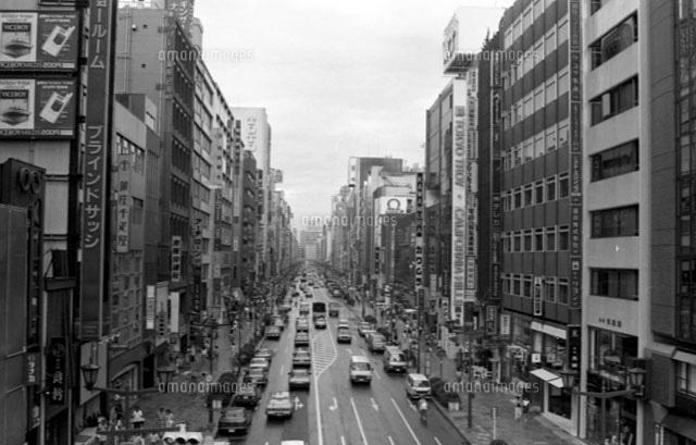 東京 銀座 1988年[22973000917]...