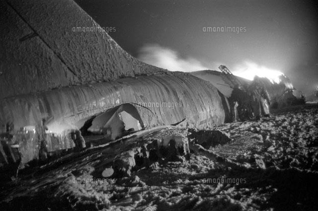 カナダ太平洋航空402便着陸失敗事故