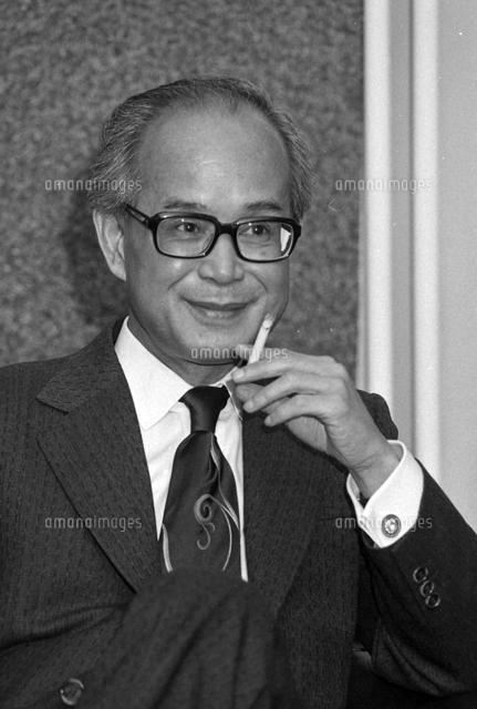 元防衛事務次官 久保 卓也 1977...