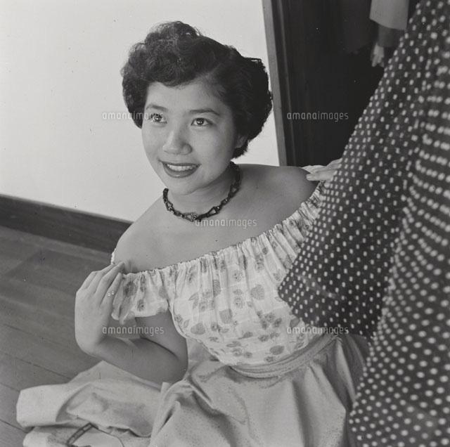 江利チエミ