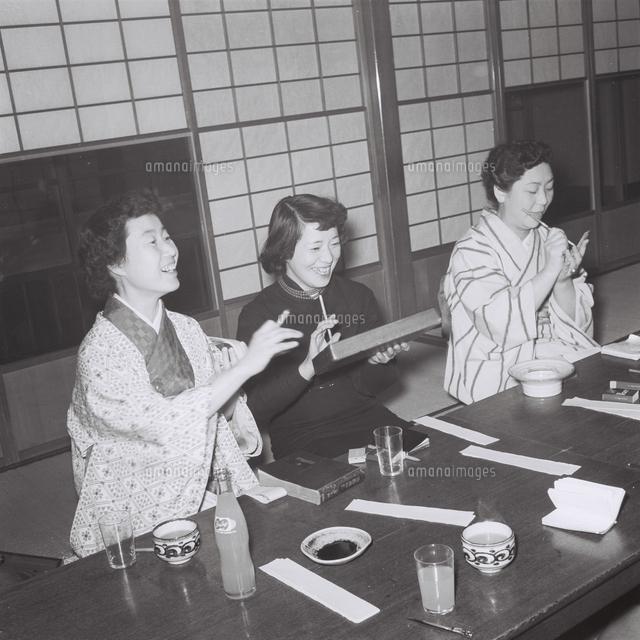 小説家・女流作家や作家夫人の俳句会に参加 吉屋信子も参加 中里 ...