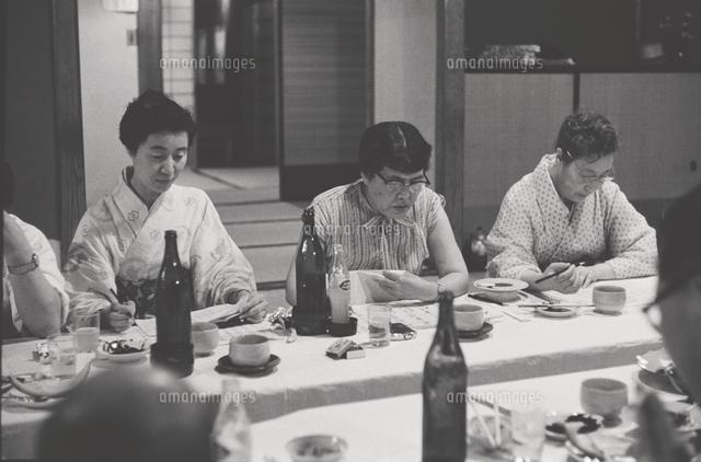 中村汀女 中里恒子 吉屋信子[23007004926]  写真素材・ストックフォト ...