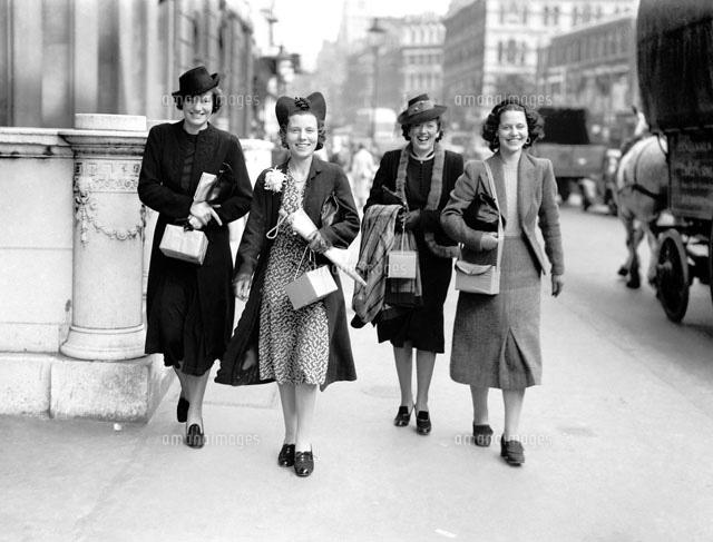 ロンドン(1939年)[23012000087]の写真素材・イラスト素材|アマナ ...