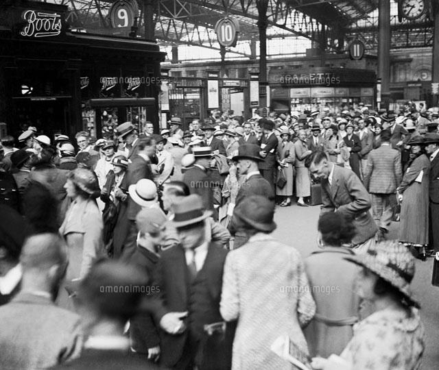 ロンドン(1935年)[23012000090]の写真素材・イラスト素材|アマナ ...