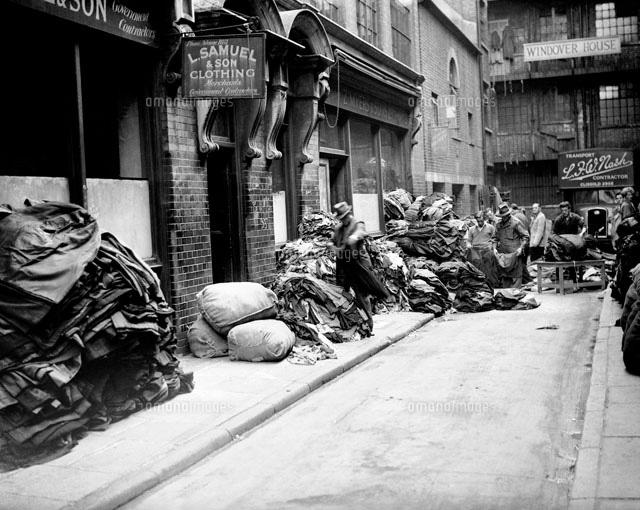 ロンドン 1950年 23012000129 写真素材 ストックフォト 画像