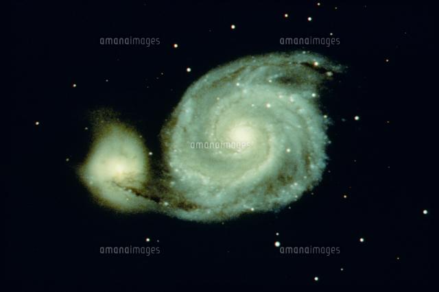 渦巻銀河M51[23018049020]| 写...