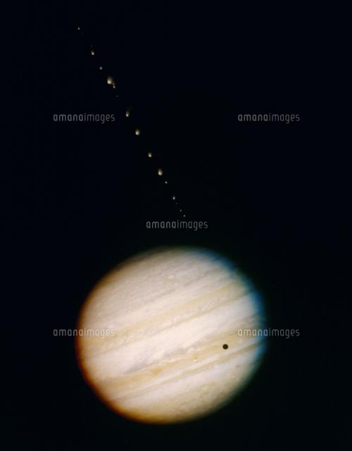 木星とシューメーカー・レヴィ第...