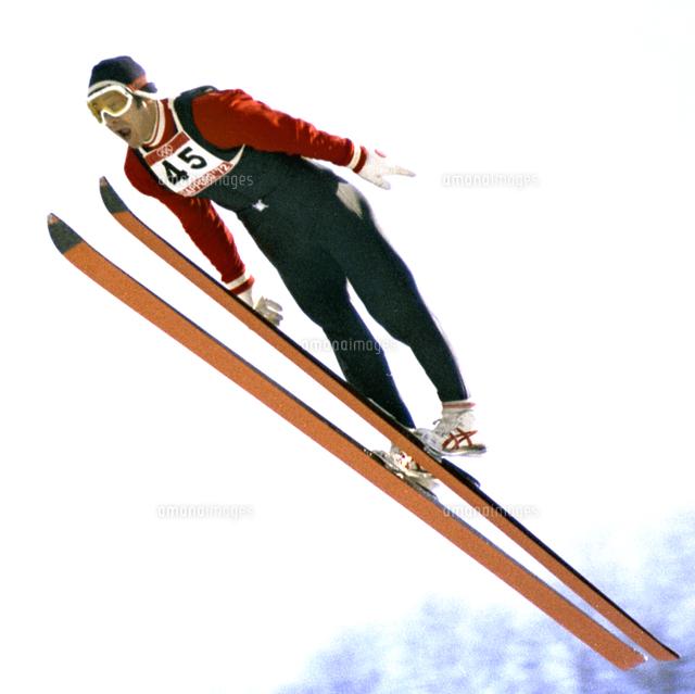 札幌五輪 70メートル級ジャンプ ...