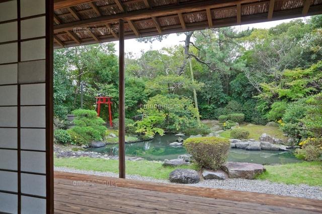旧戸島家住宅の庭園[25041026808...
