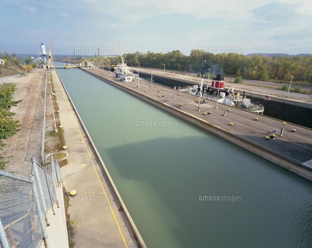 ウェランド運河 セントローレン...