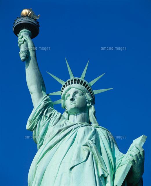自由の女神25125014565の写真素材イラスト素材アマナイメージズ