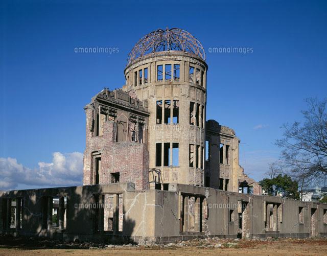 原爆ドーム(c)MASARU TSUDA/SEBUN PHOTO