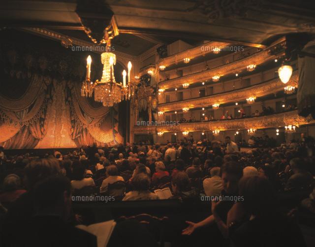 マリンスキー劇場[25268001216]| 写真素材・ストックフォト・画像 ...