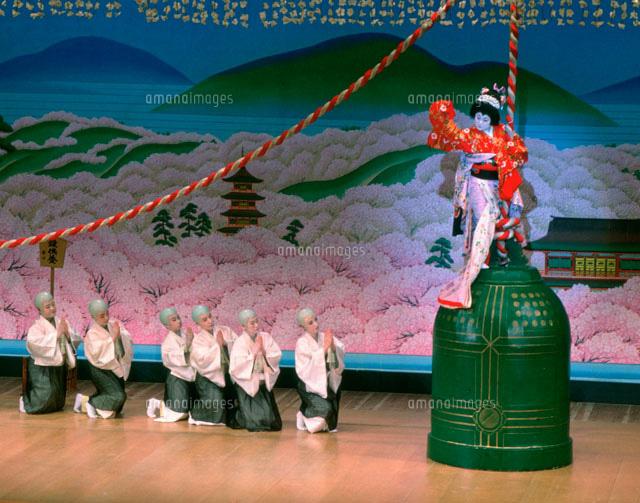 日本舞踊・長唄 娘道成寺[252680...
