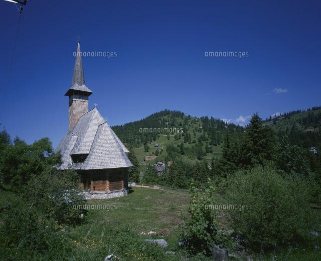 ボルシャ村の木の教会[252770037...