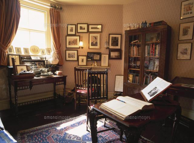 シャーロックホームズ博物館25378011488の写真素材イラスト素材