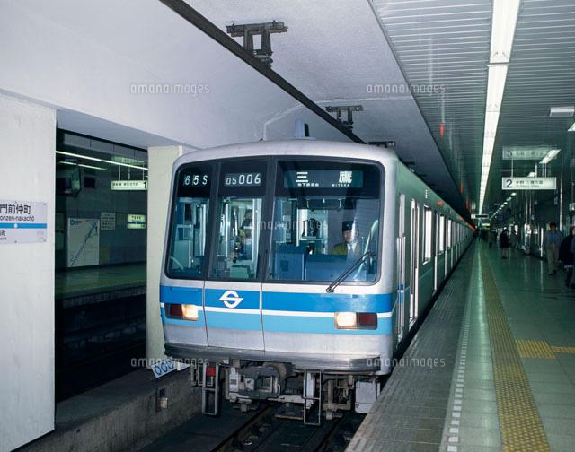 営団地下鉄東西線[25391005269]...