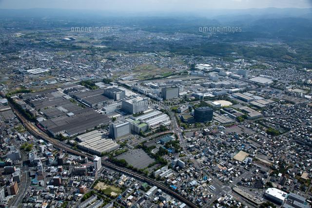 トヨタ自動車本社工場周辺[25397013263]  写真素材・ストック ...