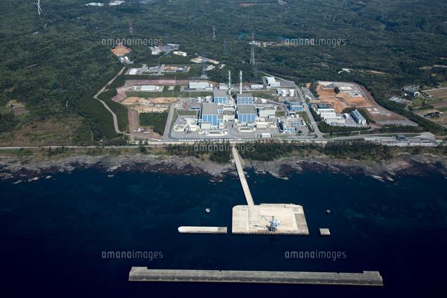 志賀原子力発電所[25397013328]の写真素材・イラスト素材|アマナ ...