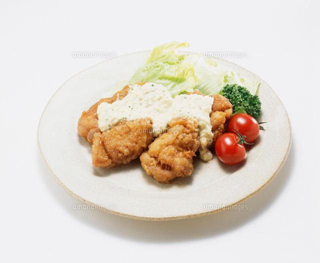 チキン南蛮 宮崎県名物郷土料理25420013273の写真素材イラスト素材