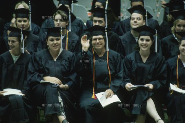 アイオワ州立大学卒業式[2549800...