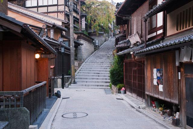 街並みと産寧坂(三年坂)[2551602...