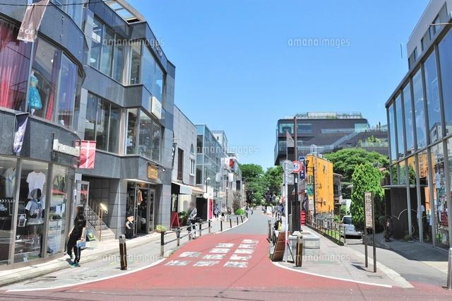 キャットストリート(渋谷川遊歩...